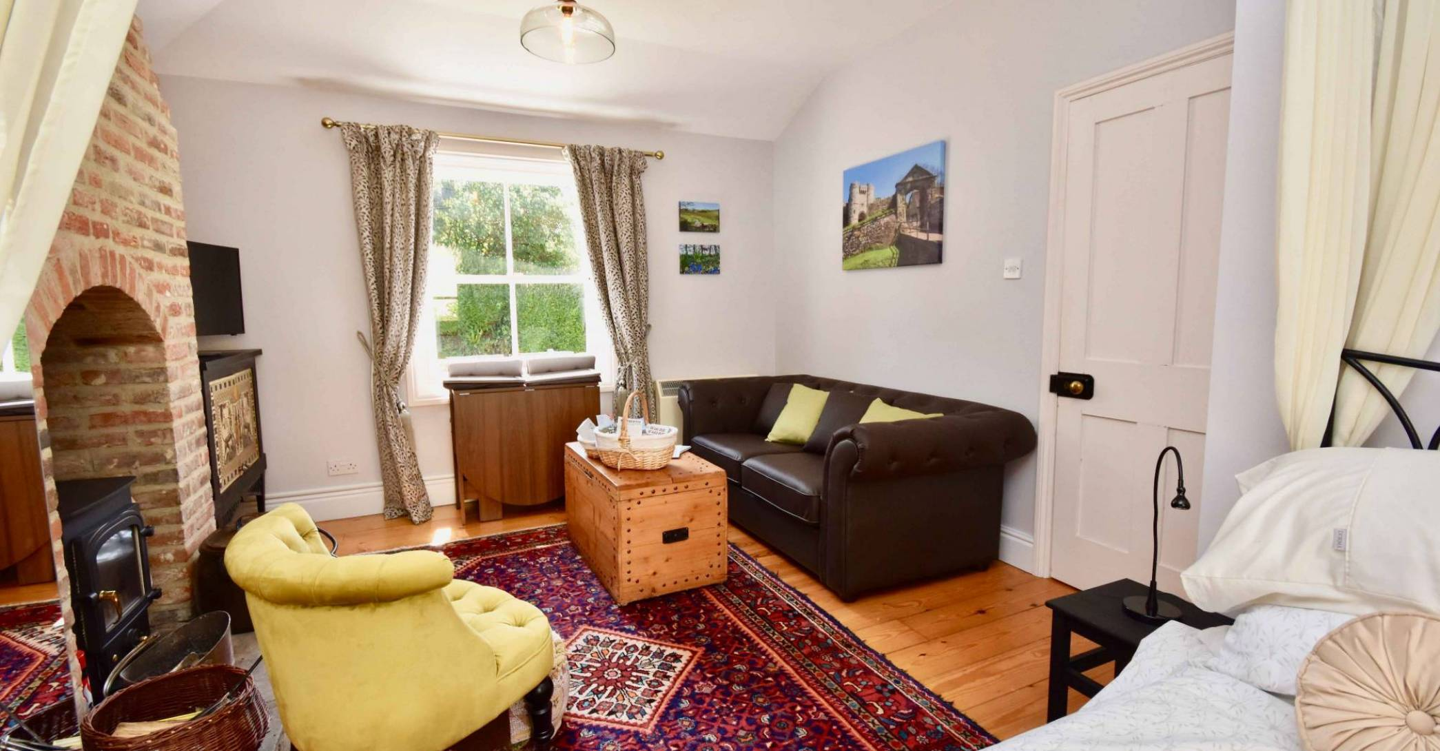 Little Clatterford Holiday Cottage Carisbrooke Isle Of